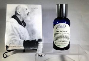Padre Pio Sacred Oil