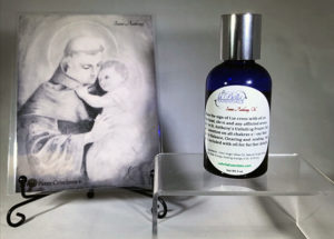 St Anthony Sacred Oil