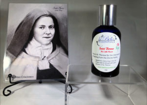 St Therese Sacred Oil